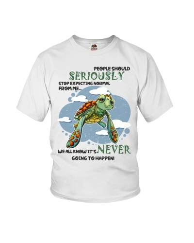 Turtle  Seriously