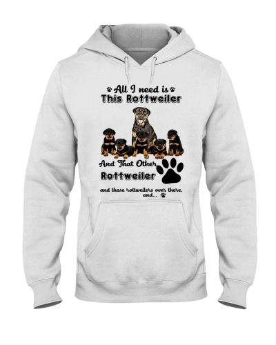 Rottweiler i need