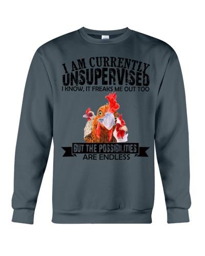 Chicken unsupervised