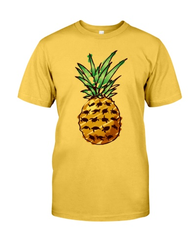 Turtle Pineapple