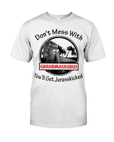 Don't Mess With Grandmasaurus