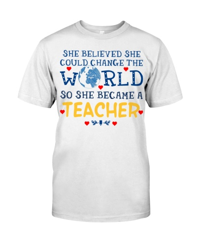 Teacher world