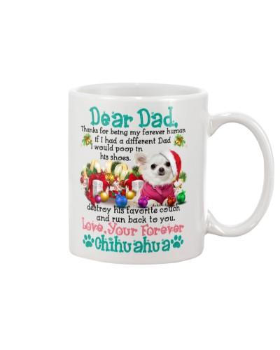 Chihuahua dear dad