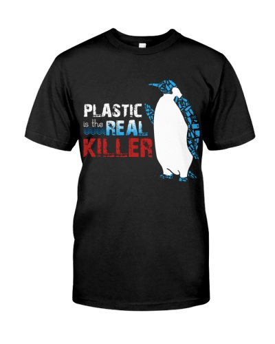 Penguin Plastic Is The Real Killer