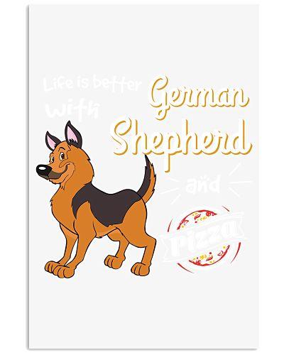 German Shepherd  Better