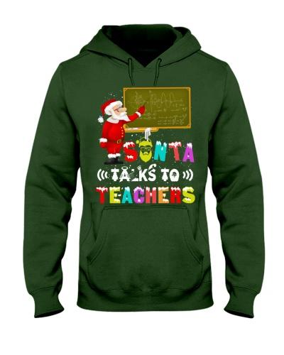 Teacher Santa
