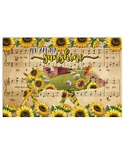 TTN 10 Pig You Are My Sunshine 17x11 Poster front