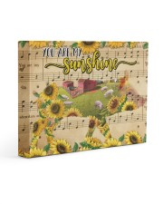 TTN 10 Pig You Are My Sunshine 14x11 Gallery Wrapped Canvas Prints thumbnail