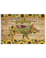 TTN 10 Pig You Are My Sunshine 250 Piece Puzzle (horizontal) thumbnail