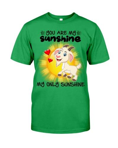 Goat Sunshine