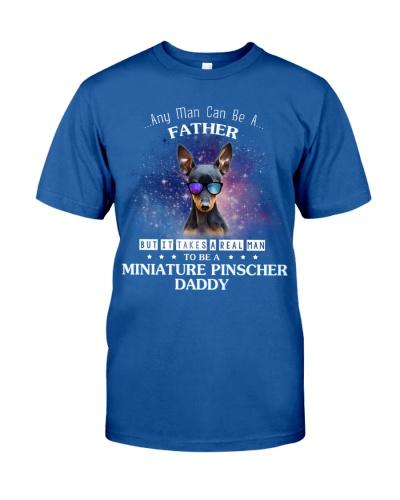 Miniature Pinscher Real Man Daddy