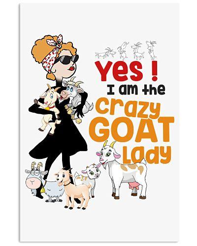 Goat Lady Color Changing Mug