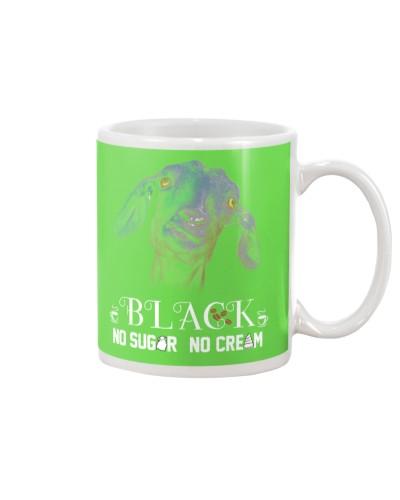Goat no sugar no cream