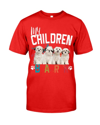 Shih Tzu Children
