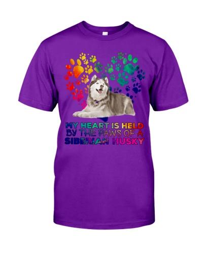 Siberian Husky  My Heart Is Held