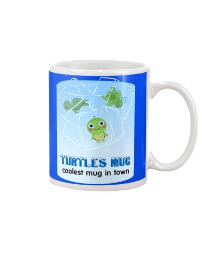 Turtle Coolest Mug