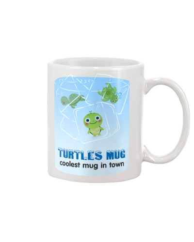 Turtle Coolest Mug