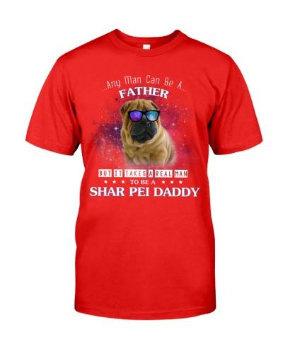 Shar Pei Real Man Daddy