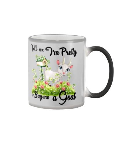 Goat Color Changing Mug