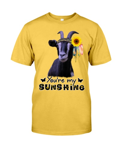 Goat You Are My Sunshine