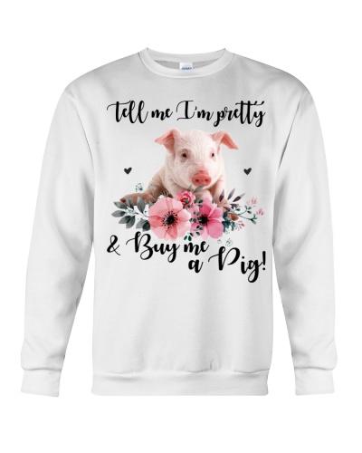 Pig tell me