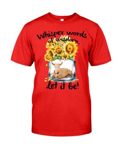 Goat Whisper Words Of Wisdom