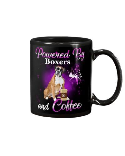 Boxers and coffee mug