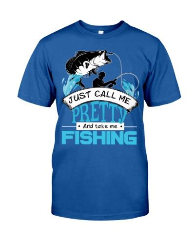 Fishing Pretty