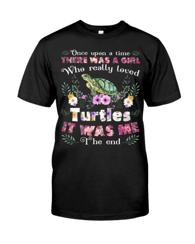 Turtle Once Upon A Time