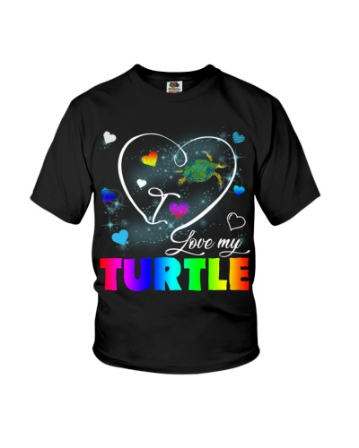 Turtle I love