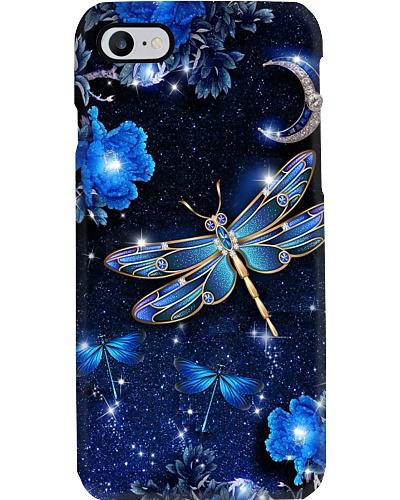 SHN 8 Mystery blue moon flower Dragonfly