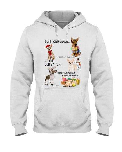 Chihuahua 5 shades