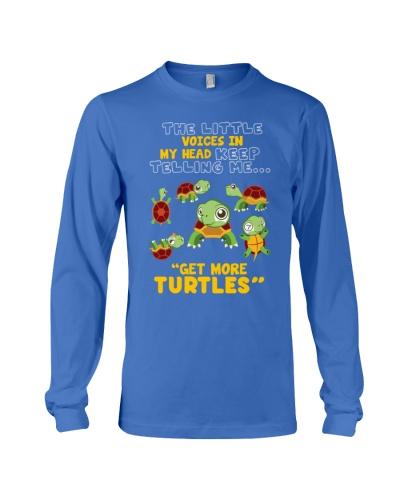 Turtle The Little Voices