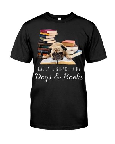 Pugs And Books