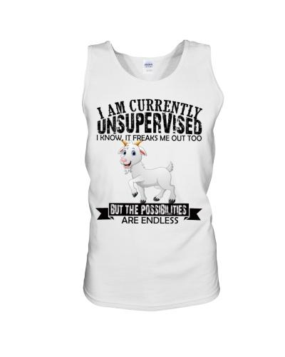Goat unsupervised