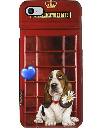 Basset hound telephone
