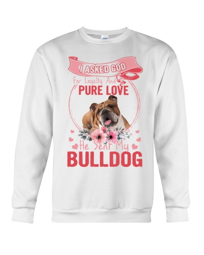 Bulldog Loyalty And Pure Love
