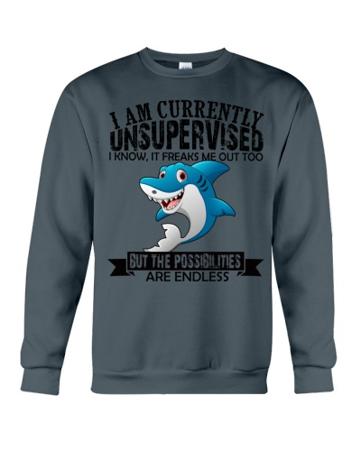 Shark unspervised
