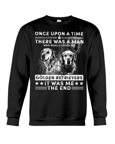 Golden Retriever Once Upon A Time