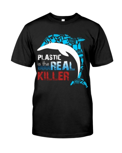 Dolphin Plastic Is The Real Killer