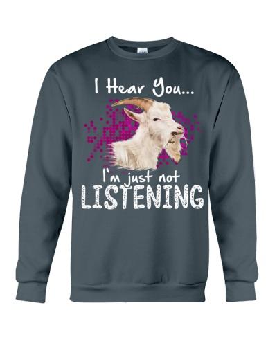 Goat I Hear You