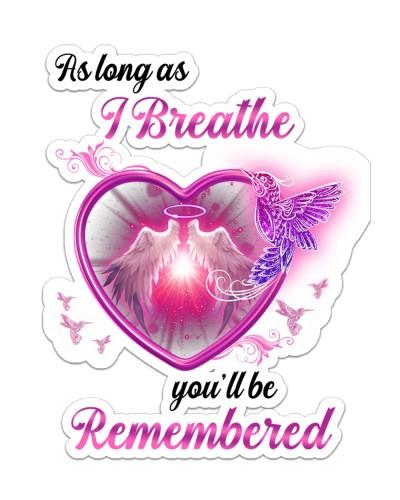 SHN As long as I breathe Hummingbird