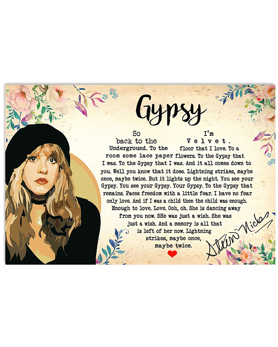 Gypsy Poster 17x11 Poster