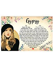 Gypsy Poster 17x11 Poster front