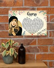 Gypsy Poster 17x11 Poster poster-landscape-17x11-lifestyle-23