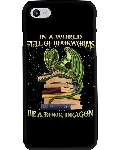 Be a Book Dragon