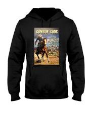 Cowboy Code Hooded Sweatshirt thumbnail