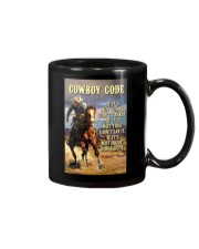 Cowboy Code Mug thumbnail