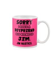 My Boyfriend Is Jim Gymnastics Mug thumbnail