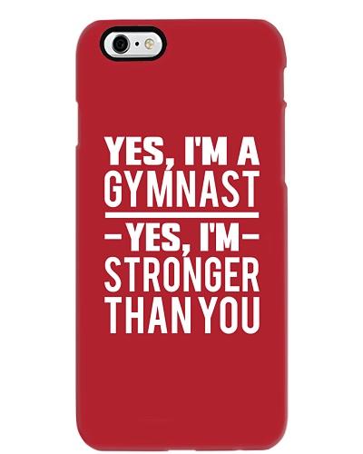 Yes I am a gymnast